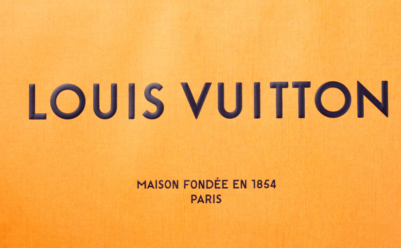 Louis Vuitton(ルイヴィトン)のロゴ
