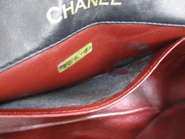 CHANEL シャネル マトラッセ 内ポケットのベタ